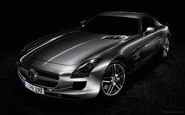 2011 Mercedes Benz Sls Amg Wallpapers
