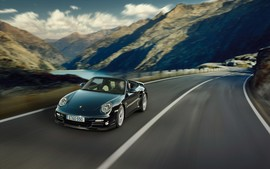 2011 Porsche 911 Turbo S Wallpaper