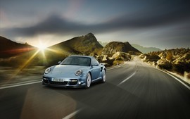 2011 Porsche 911 Turbo S Wallpapers
