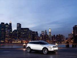 2011 Range Rover Lrx Wallpaper