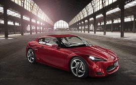 2011 Toyota Ft 86 Sports Concept Wallpaper