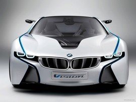 Bmw Vision Efficient Dynamics Concept Wallpaper
