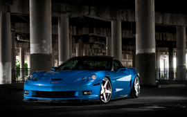 Chevrolet Corvette C6 Zr1 Car