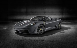 Ferrari Scuderia Spider 16m Wallpaper