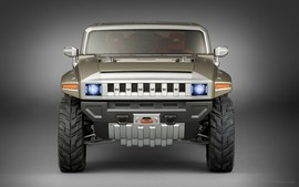 Hummer Hx Concept 2008 Wallpaper