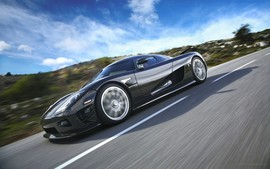 Koenigsegg Ccxr Edition Car Studio