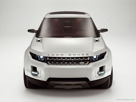 Land Rover Lrx Concept Wallpaper