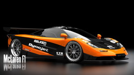 Mclaren F1 Need For Speed Shift