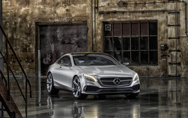 Mercedes Benz S Class Coupe 2013
