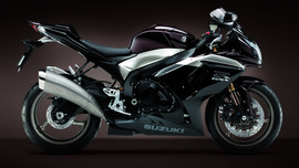 Suzuki Dark Bike