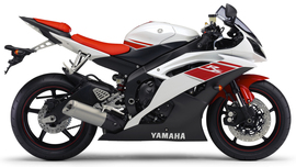 Yamaha R6 Bike