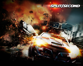 2010 Spilt Second Racing Game