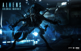 Aliens Colonial Marines 2013 Game