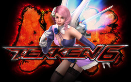 Alisa Bosconovich In Tekken