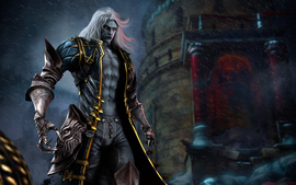 Alucard In Castlevania Lords Of Shadow