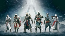Assassins Creed Altair Ezio Connor Edward