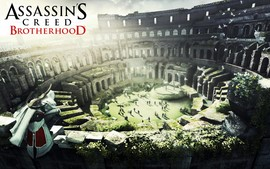 Assassins Creed Brotherhood Desktop Wallpaper