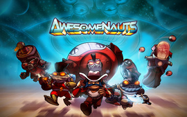 Awesomenauts Video Game