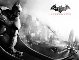 Batman Arkham City 2011 Game