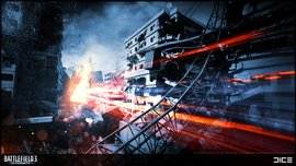 Battlefield 3 Aftermath Epicenter