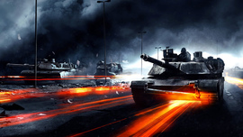 Battlefield 3 Tanks
