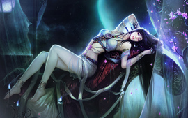 Beautiful Fantasy Girl Wallpapers