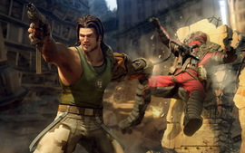 Bionic Commando Wallpapers