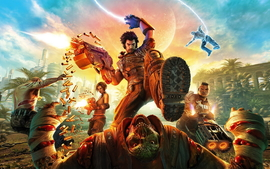 Bulletstorm 2011 Game