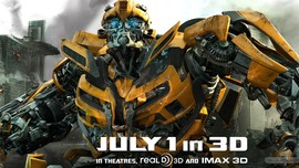 Bumblebee In New Transformers