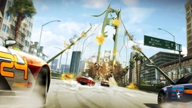 Burnout Paradise Race