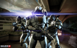 Cerberus Mass Effect