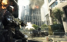 Crysis 2 Gameplay