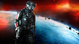 Dead Space 3 Mass Effect N7 Armor