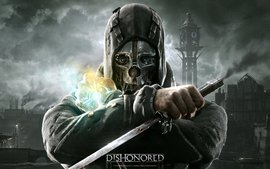 Dishonored 2012 Game