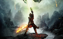 Dragon Age Inquisition 2014 Game
