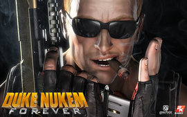 Duke Nukem Forever Game