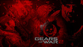 Gears Of War 2 Game