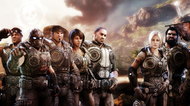 Gears Of War 3 Xbox Game