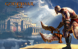 God Of War 2 Game Wallpaper