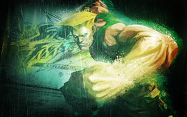 Guile In Street Fighter