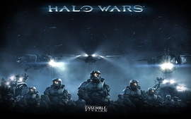 Halo Wars Game Wallpaper