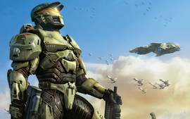 Halo Wars New Game