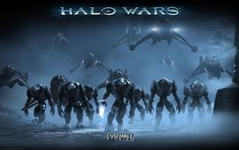 Halo Wars Xbox 360 Game