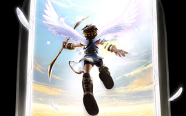Kid Icarus Uprising Nintendo 3Ds