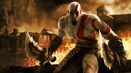 Kratos In God Of War