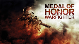 Medal Of Honor Warfighter Video Game
