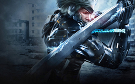 Metal Gear Rising Revengeance Desktop Wallpaper
