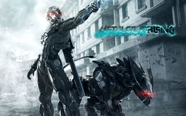 Metal Gear Rising Revengeance Wallpapers