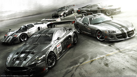 Race Driver Grid Wallpapers