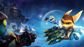 Ratchet Clank Full Frontal Assault